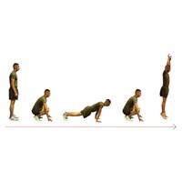 Burpees İle Forma Girin !! Full Body Training