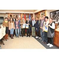 Baysak Balkanlı Sanatçıları Ağırladı