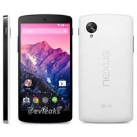 Beyaz Google Nexus 5in Görüntüleri Sızdı