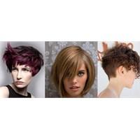 Kısa Saç Kesimi Modelleri Ve Şekillendirme