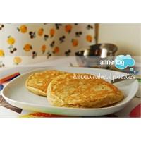 Muzlu Yulaflı Tava Keki – Pancake