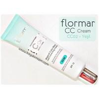 Flormar Cc Krem - Cc02 Yeşil