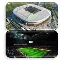 Yeni Futbol Arenası Açılıyor
