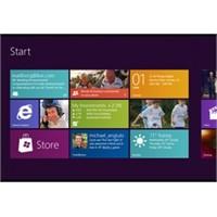 Windows 8 Görücüye Çıktı!