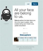 Robo.to Anlık Video İletme Sitesi