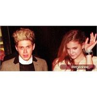 Niall Horan Ve Barbara Palvin Yeni Yılda Birlikte