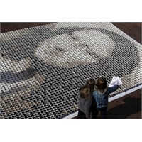 Kahve Bardaklarından Mona Lisa