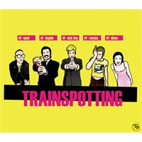 Trainspotting'den Geliyor..
