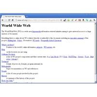 İşte İnternetin İlk Web Sayfası