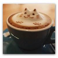 3d Latte Sanatı