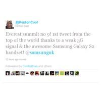 Everest'ten Tweetleyen Adam