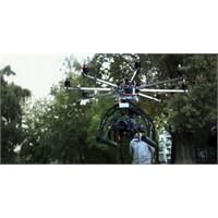 Om-copter İnsansız Hava Aracı İle 150 Metre Yüksek