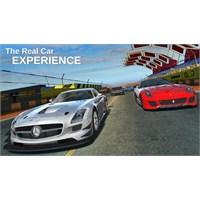 Android İçin Ücretsiz Araba Yarışı Oyunu