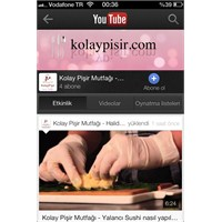 Kolaypişir.Com Youtube Channel !!