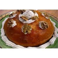 Balkabaklı Kubbe Pasta
