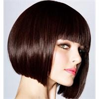 Kısa Düz Saç Modelleri 2014