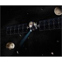 Dawn,vesta'nın Yörüngesinde