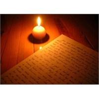Öğretmenden Mektup