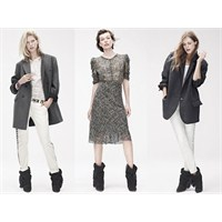İsabel Marant For H&m Lookbook