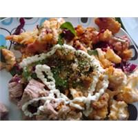 Ton Balıklı Ve Karnıbaharlı Salata