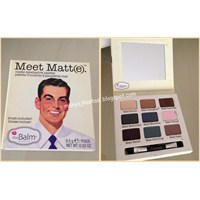 The Balm Meet Matt(E) Palette