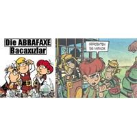 Alman Ekolünden Eğlence Garantili Bir Çizgi Roman