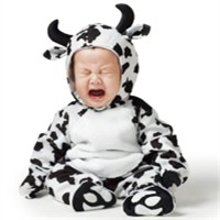 Bebeklerde İnek Sütüne Alerji Olması