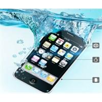Su Geçirmez Galaxy İii Ve İphone 5! (Video)