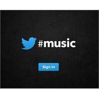 Twitter Music Uygulaması Cuma Günü Çıkıyor!
