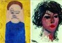 Ressam Fikret Muallanın Hayatındaki Kadınlar Ve K