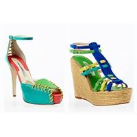 Brian Atwood 2012 Yaz Ayakkabı Koleksiyonu