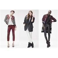 H&m'de Paris Kuşatması: İsabel Marant For H&m