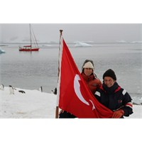 Antarktika Macerası