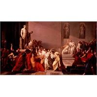 Her Sezar'ın Bir Brütüs'ü Vardır !