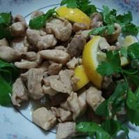 Kolay Ve Lezzetli Bir Yemek: Limonlu Tavuk