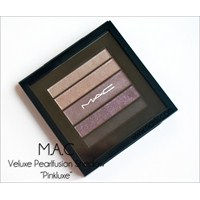 Mac Veluxe Pearlfusion Shadow - Pinkluxe