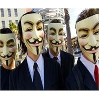 Anonymous Ankara,ya Saldırdı...