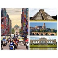 İnternette En Çok Aranan 10 Seyahat Destinasyonu