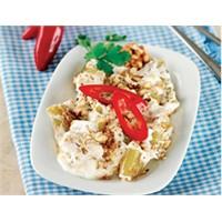 Resimli Salata Tarifleri; Çarliston Biber Salatası