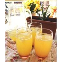 Portakallı Limonata