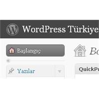 Wordpres 3.2 İng Yayında