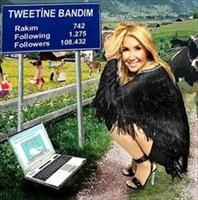 Yonca Evcimik Twitter a Yaptığı Şarkı-tweetine Ban