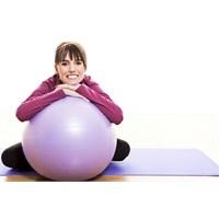 Rahat Bir Doğum İçin Pilates Yapın!