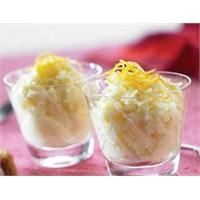 Ramazanda Nefis Limonlu Sütlaç Tarifi