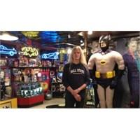En Geniş Batman Koleksiyonu – Guiness Rekoru!