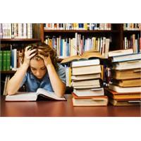 5 Hatalı Ders Çalışma Alışkanlığı
