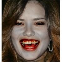 Vampir Olmak İsteyen ? Photoshopla Mümkün !
