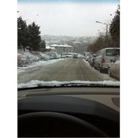Türkiye'nin Ve Sürücülerin Karla Sınavı
