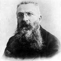 Düşünen Adam Heykeli - Auguste Rodin