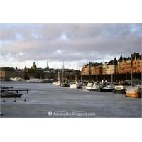 Stokholm Gezi Notları